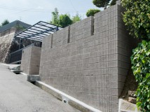 三郷町の外構工事-2
